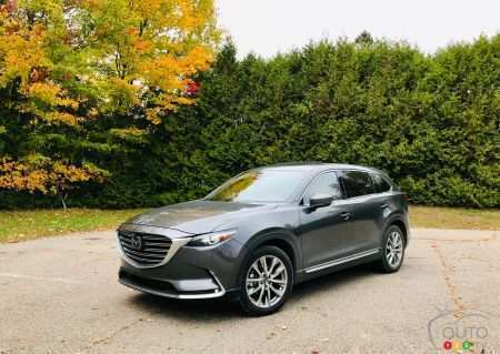 97 All New 2019 Mazda CX 9 Concept And Review