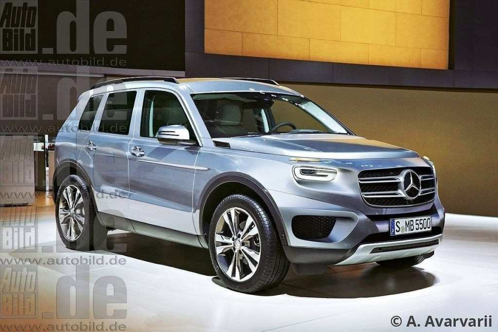 97 All New 2019 Mercedes ML Class 400 Redesign And Review