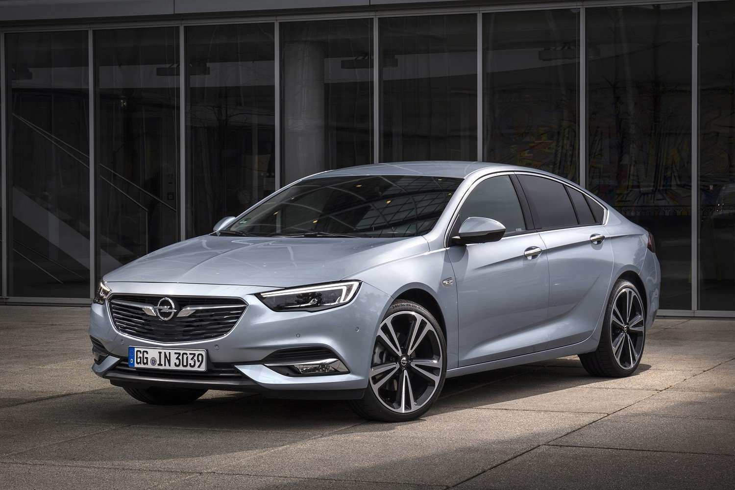 97 All New 2019 New Opel Insignia Redesign