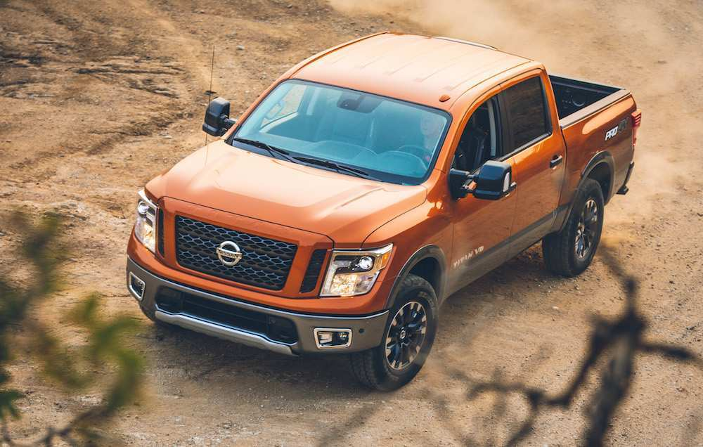 97 All New 2019 Nissan Titan Diesel Release Date And Concept