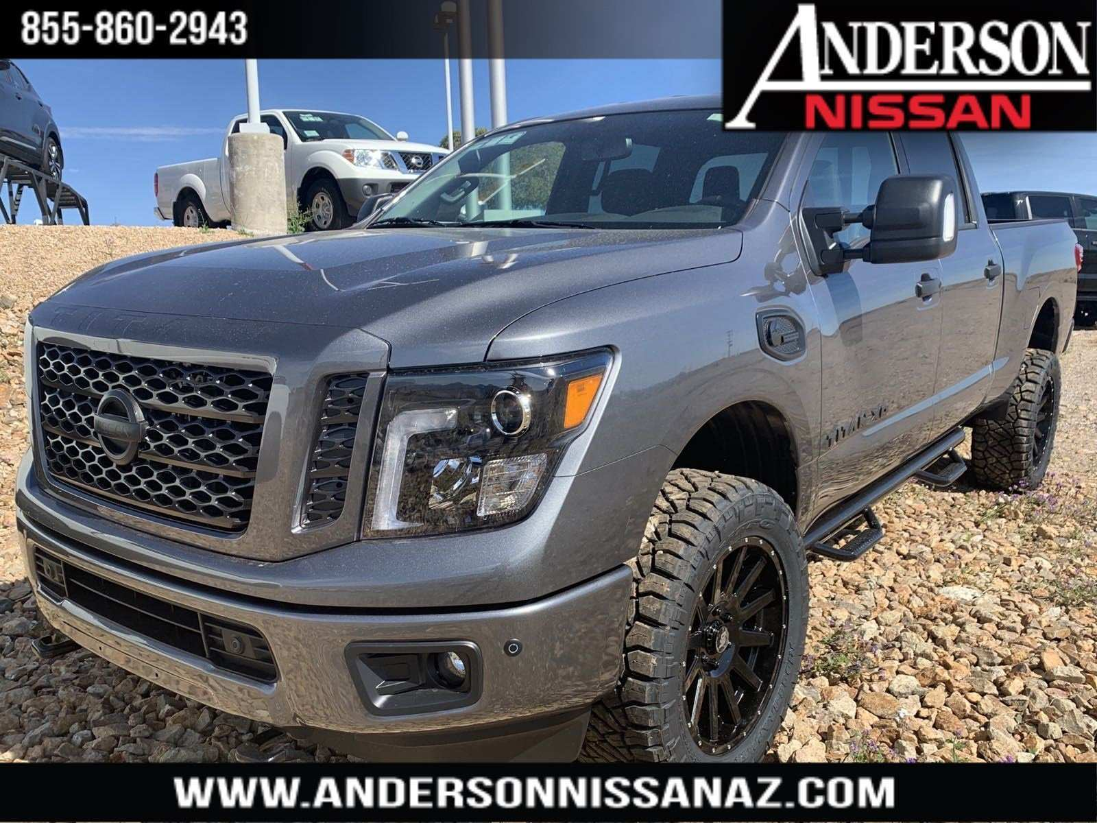 97 All New 2019 Nissan Titan Release Date And Concept