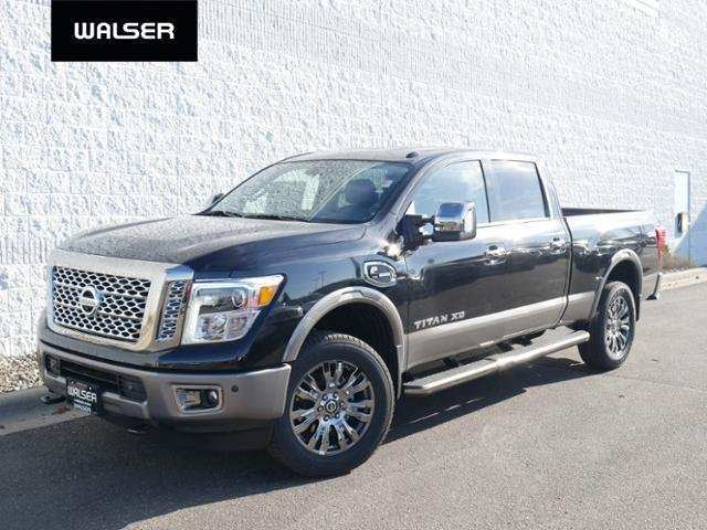 97 All New 2019 Nissan Titan Xd Wallpaper