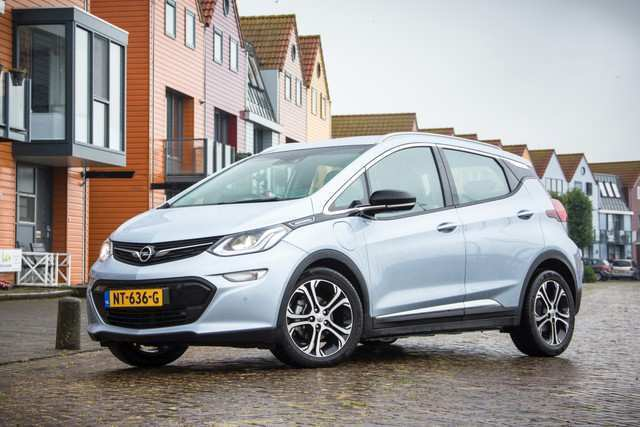 97 All New 2019 Opel Ampera Redesign