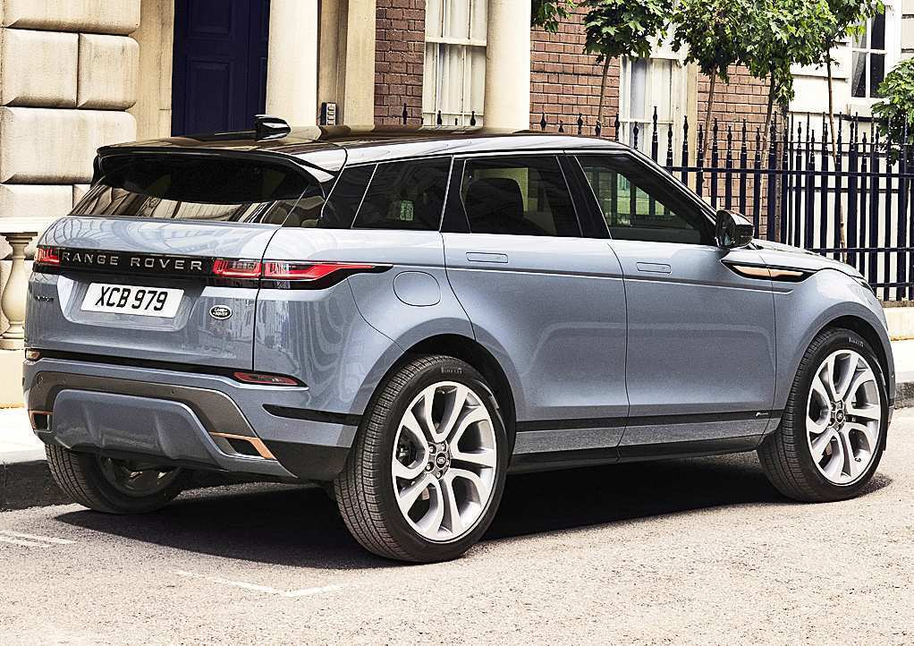97 All New 2019 Range Rover Evoque Review And Release Date