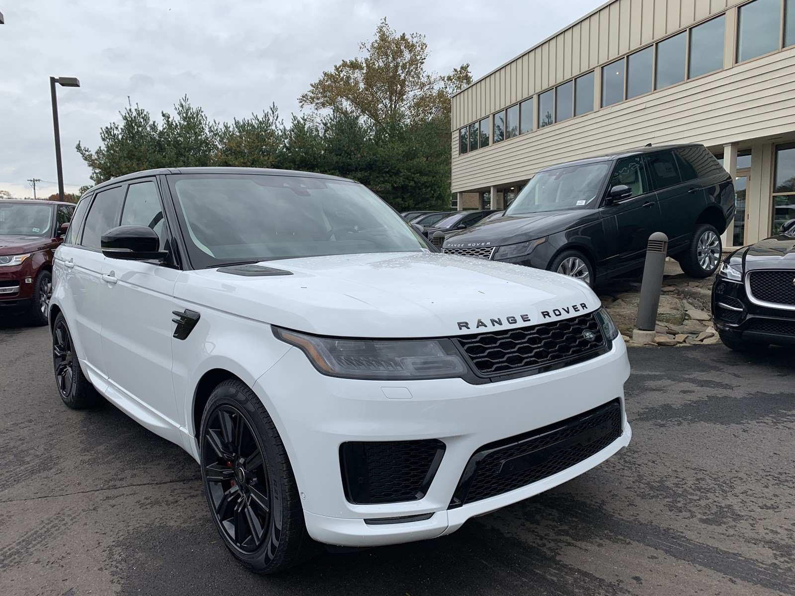 97 All New 2019 Range Rover Sport Model
