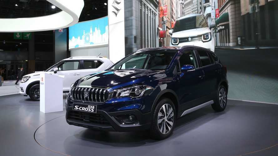 97 All New 2019 Suzuki Sx4 Model