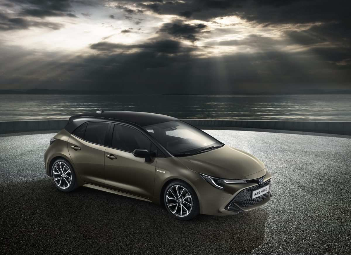 97 All New 2019 Toyota Auris Release Date And Concept