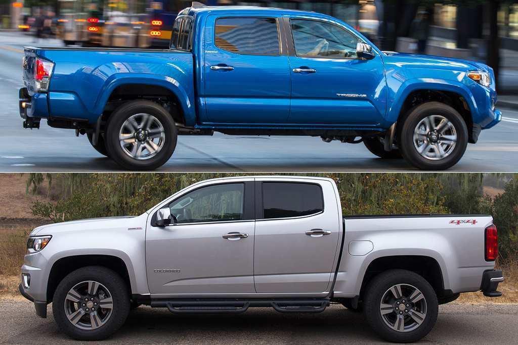 97 All New 2019 Toyota Tacoma Diesel Concept