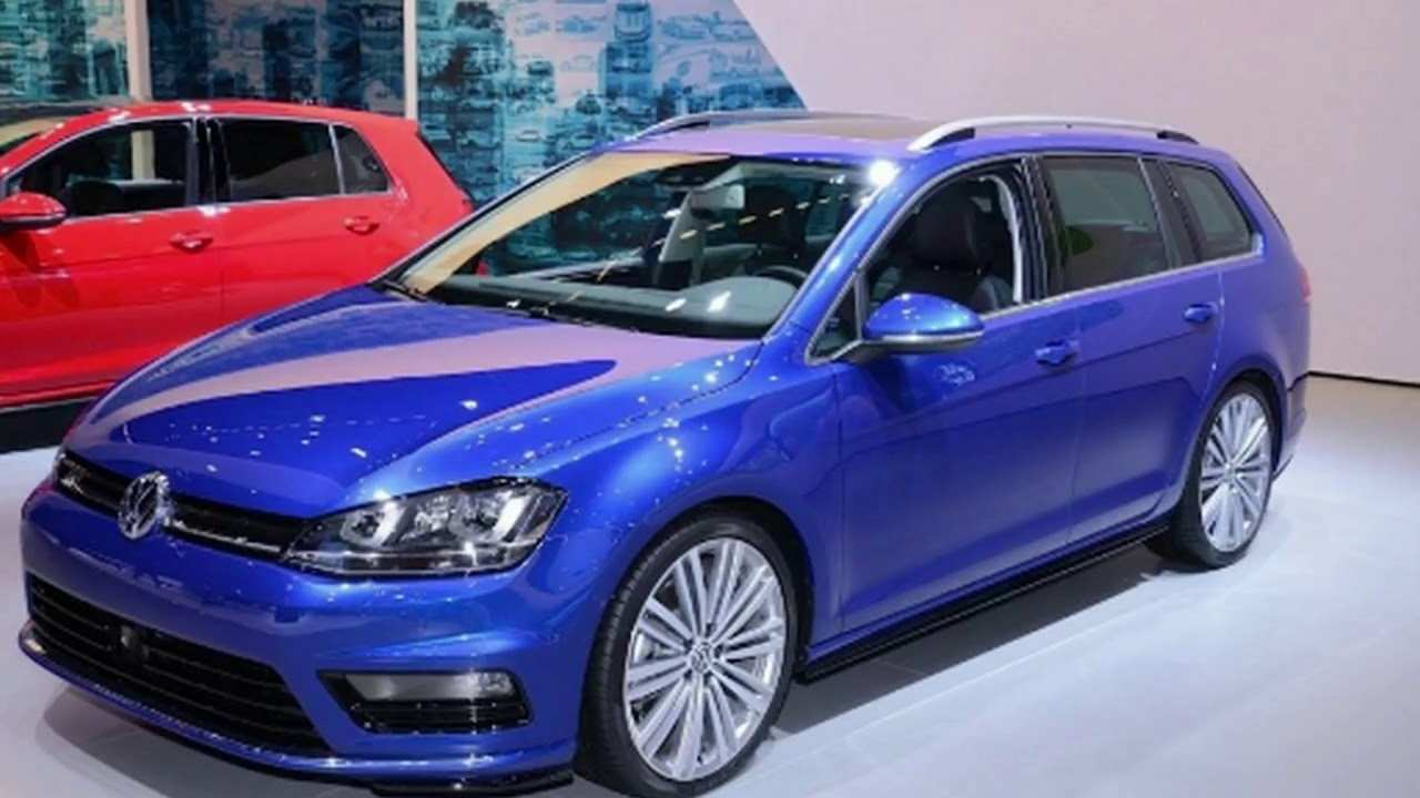 97 All New 2019 Vw Golf Sportwagen Specs And Review