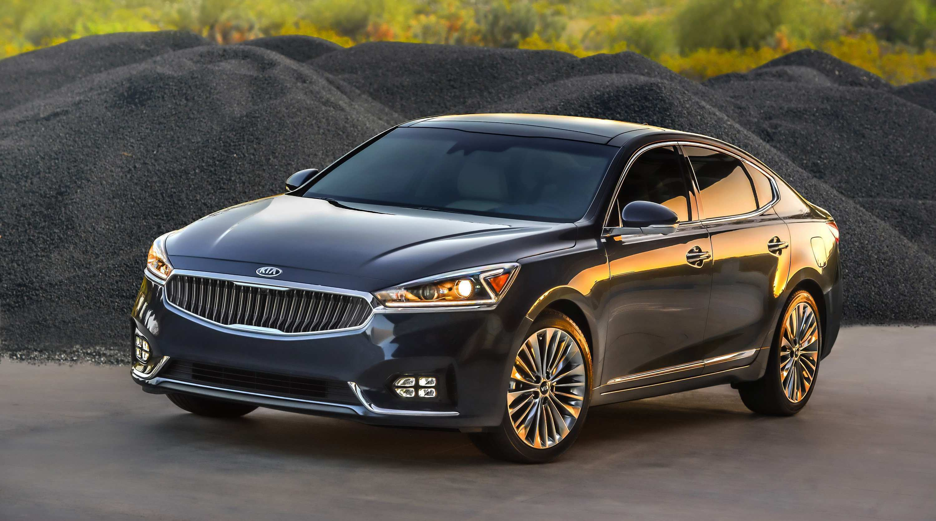97 All New 2020 All Kia Cadenza Release