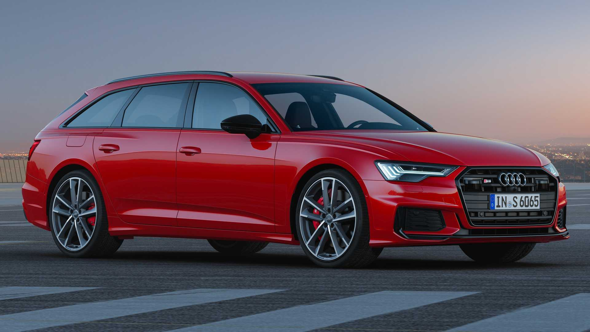 97 All New 2020 Audi S6 New Model And Performance