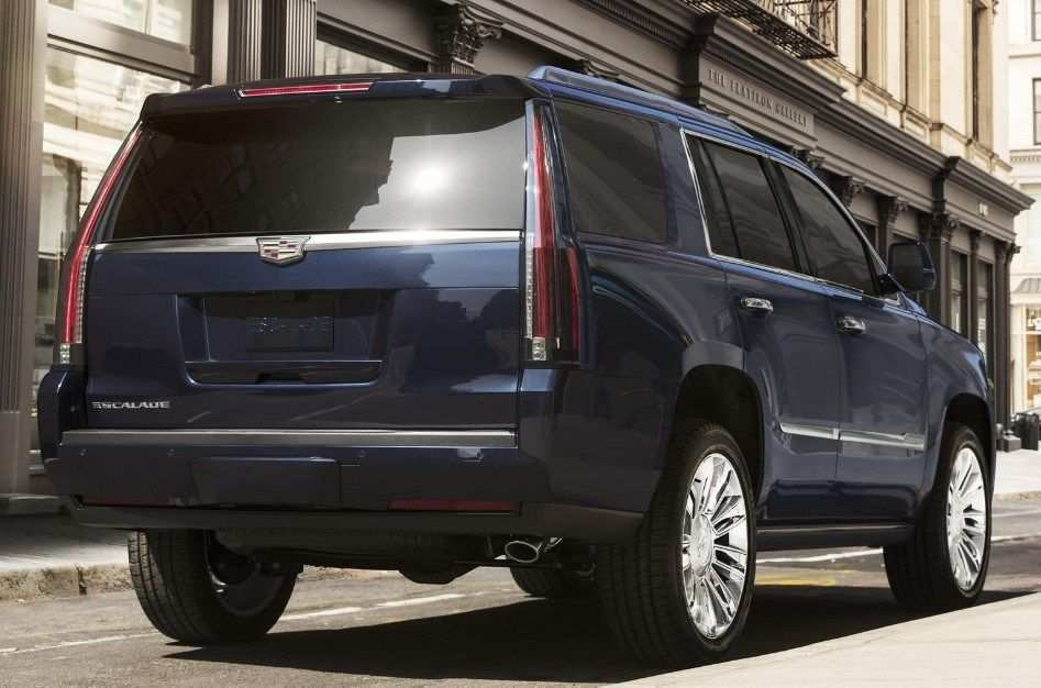 97 All New 2020 Cadillac Escalade Vsport Review And Release Date
