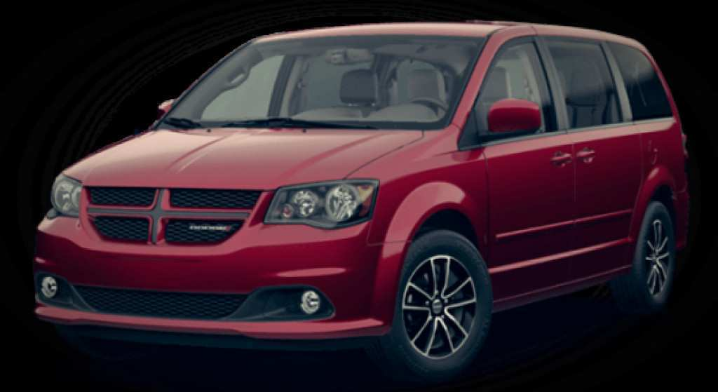 97 All New 2020 Dodge Grand Caravan Redesign And Concept