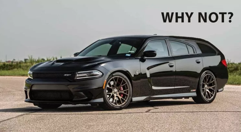 97 All New 2020 Dodge Magnum Review