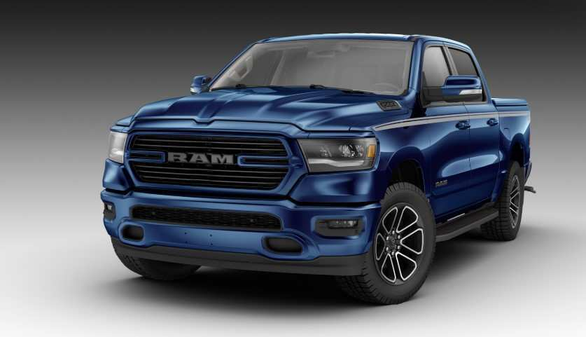 97 All New 2020 Dodge Ram Ecodiesel Price And Review