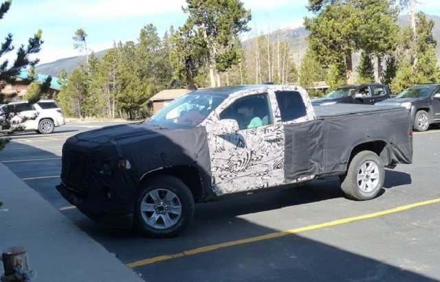 97 All New 2020 GMC Canyon Denali Pictures