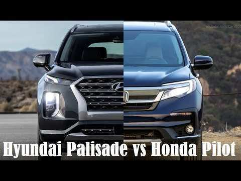 97 All New 2020 Honda Pilot Youtube Performance And New Engine