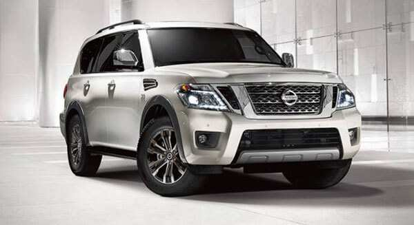 97 All New 2020 Nissan Patrol Review And Release Date