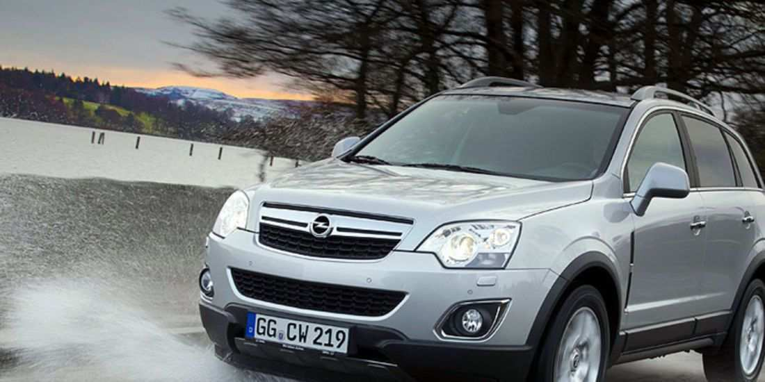 97 All New 2020 Opel Antara Exterior And Interior