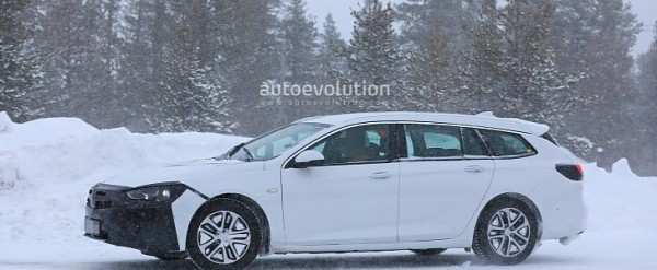 97 All New 2020 Opel Insignia Price Design And Review