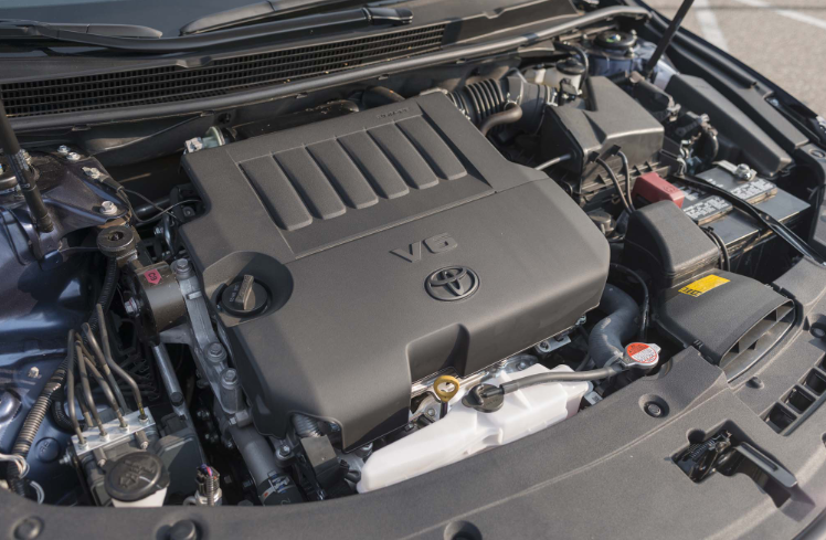 97 All New 2020 Toyota Avalon Hybrid Engine