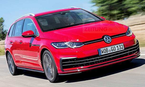 97 All New 2020 Volkswagen Golf GTD New Concept