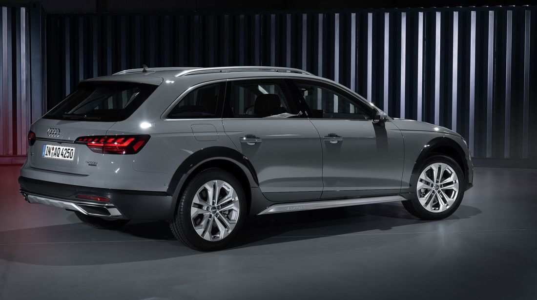97 All New Audi A4 Allroad 2020 Picture