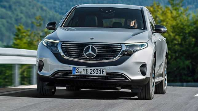 97 All New Eqc Mercedes 2019 Review And Release Date