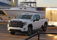 GMC Hd Sierra 2020