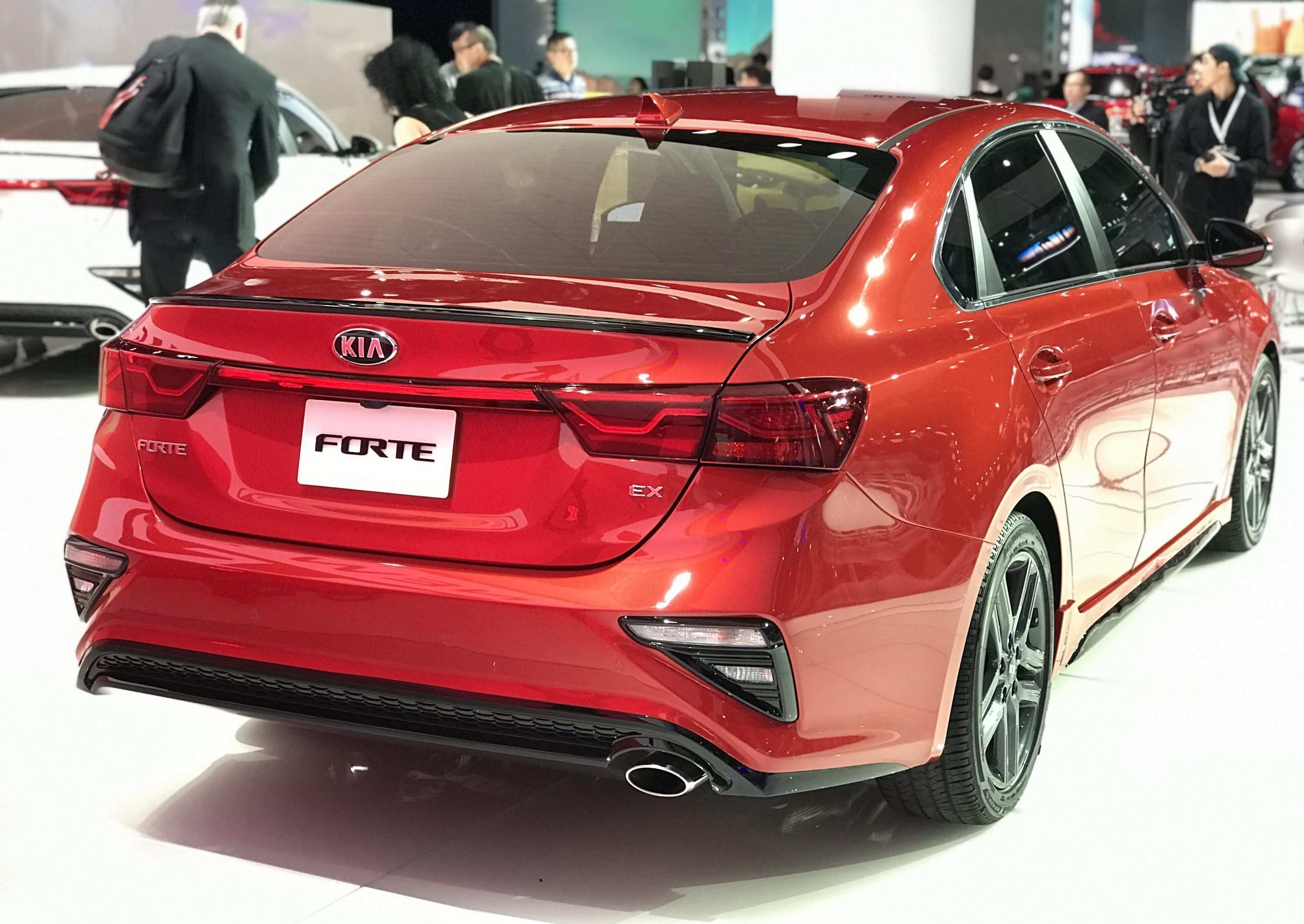 97 All New Kia Forte Koup 2019 Research New