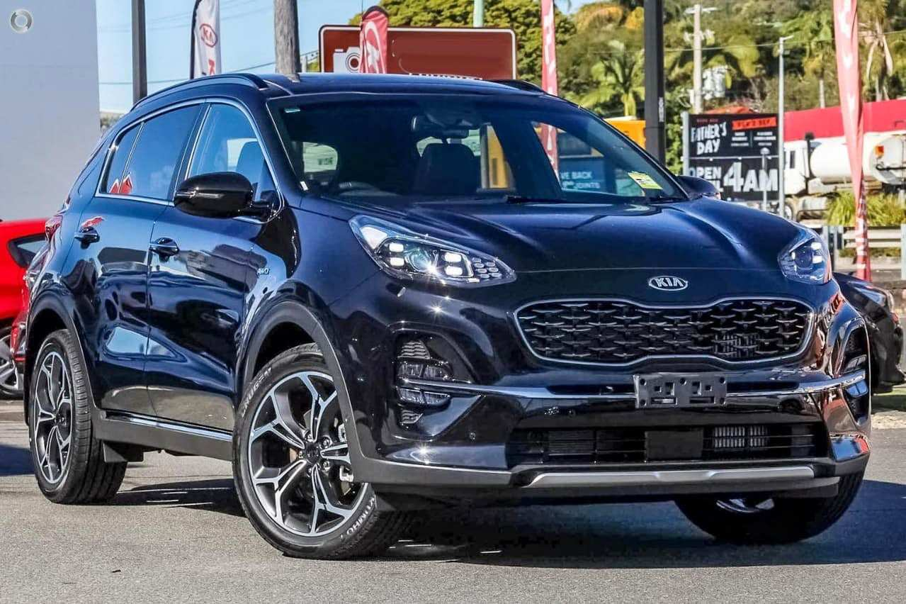 97 All New Kia Sportage Gt Line 2019 New Concept