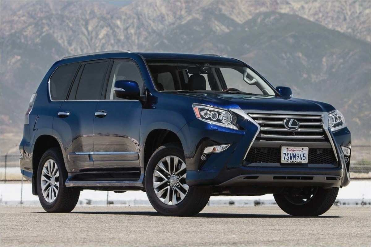97 All New Lexus Gx 2019 Spy History