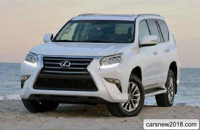 97 All New Lexus Gx 2019 Spy Spy Shoot