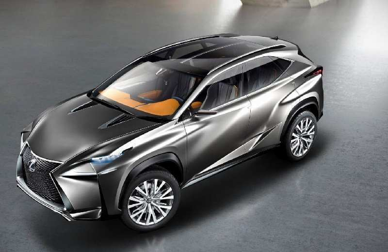 97 All New Lexus Rx 350 For 2020 Picture