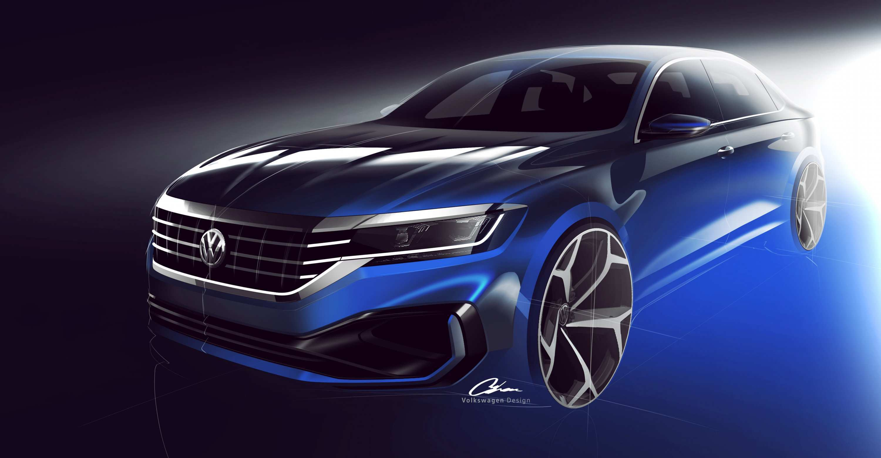 97 All New Next Generation Vw Cc Release Date And Concept