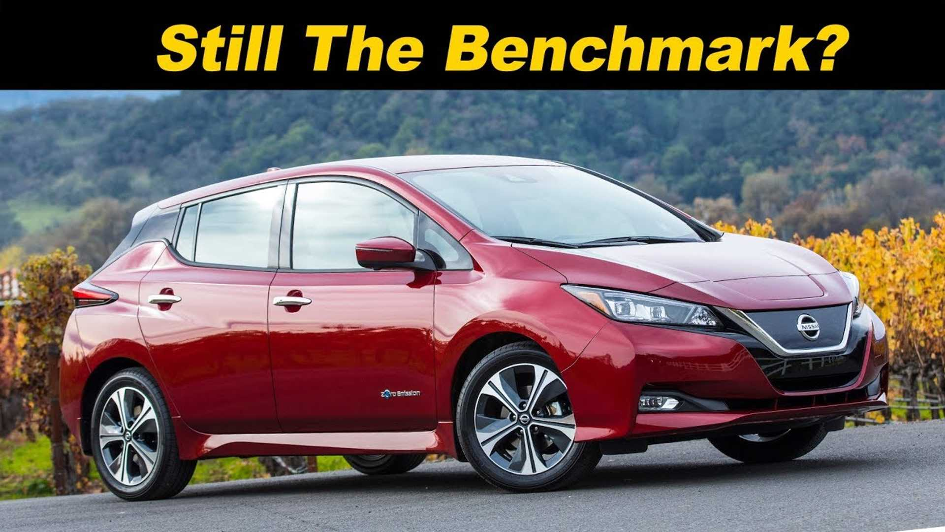 97 All New Nissan Leaf 2019 Review Price And Release Date