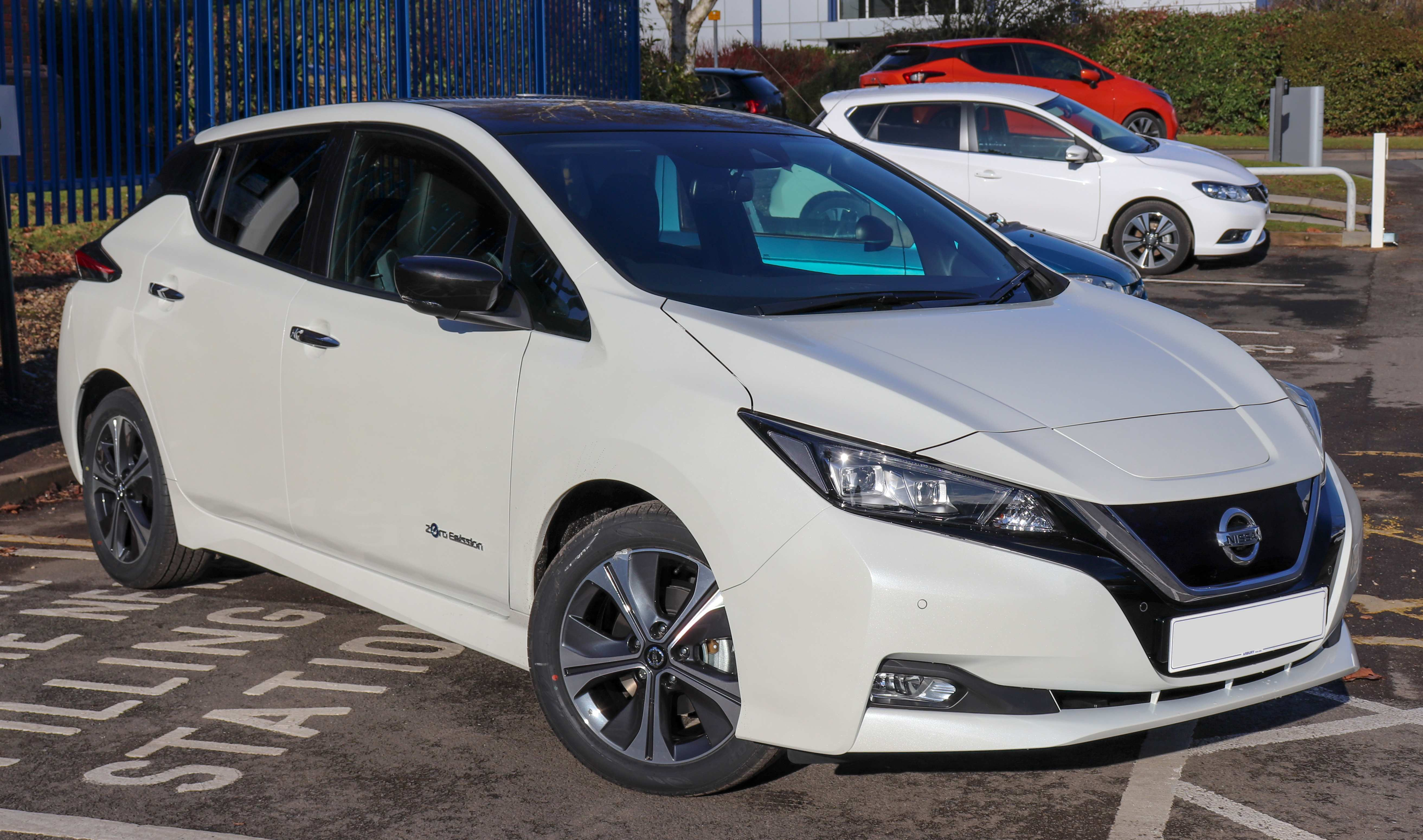 97 All New Nissan Leaf 2020 Uk Redesign And Concept