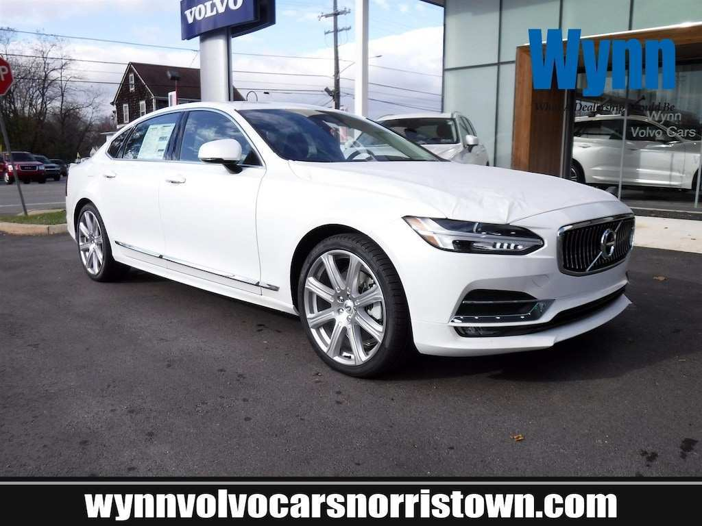97 All New S90 Volvo 2019 Performance