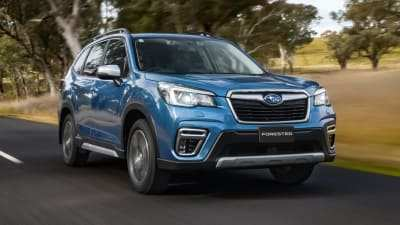 97 All New Subaru Forester 2019 Gas Mileage Rumors