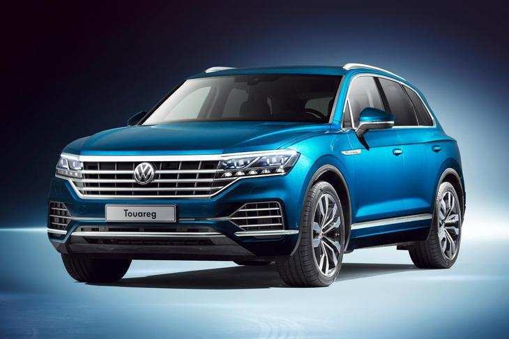 97 All New Volkswagen 2019 Touareg Price Release Date