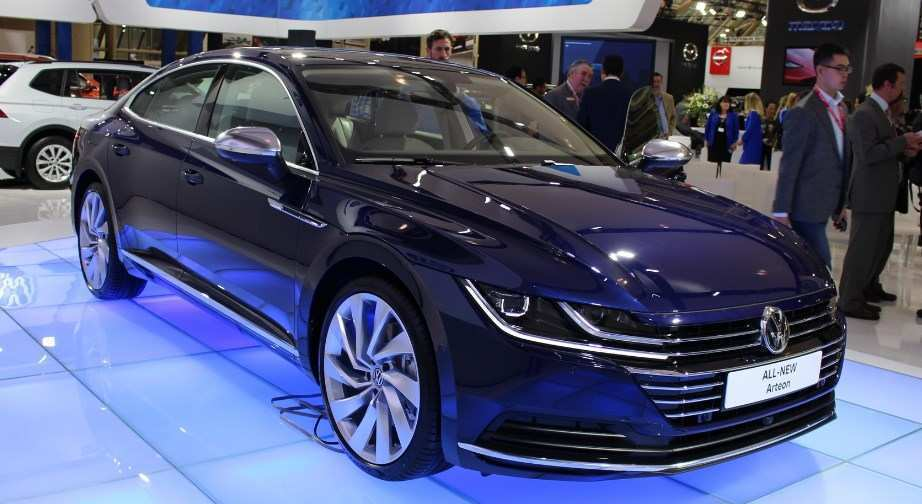 97 All New Volkswagen Arteon 2019 Release Date Model