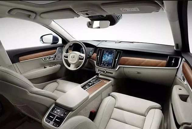 97 All New Volvo Xc90 2020 Interior Price