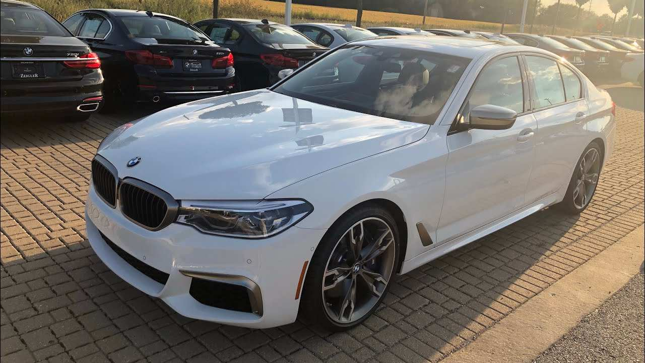97 Best 2019 BMW 550I Price And Review