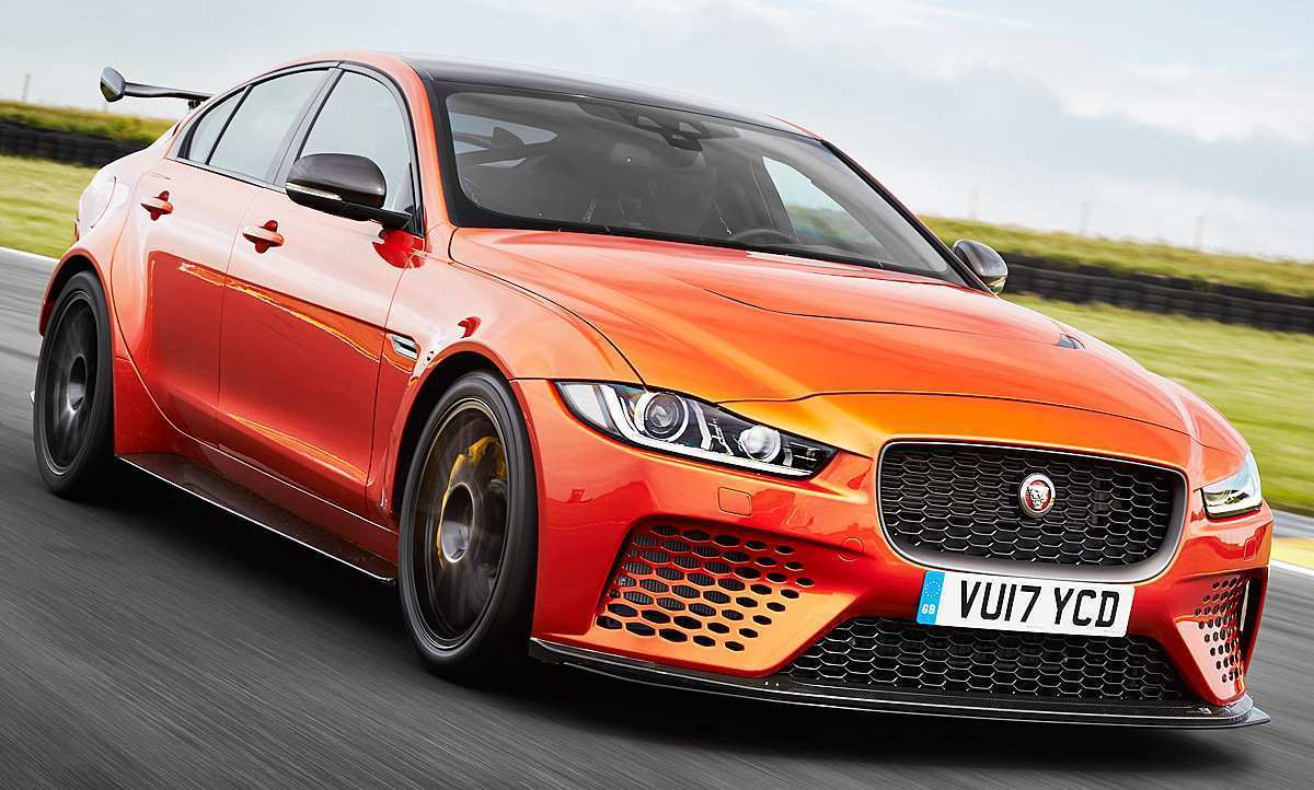 97 Best 2019 Jaguar Xe Svr Model