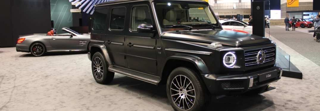 97 Best 2019 Mercedes G Class Model