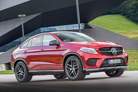 97 Best 2019 Mercedes Gle Coupe Price And Release Date