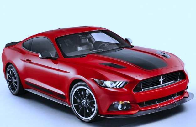 97 Best 2019 Mustang Mach 1 Redesign