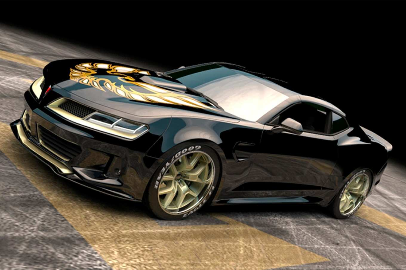 97 Best 2020 Pontiac Firebird Trans Am First Drive