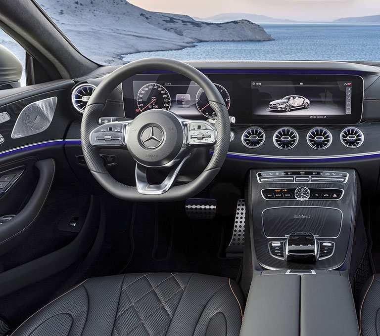97 Best Mercedes Interior 2019 Wallpaper