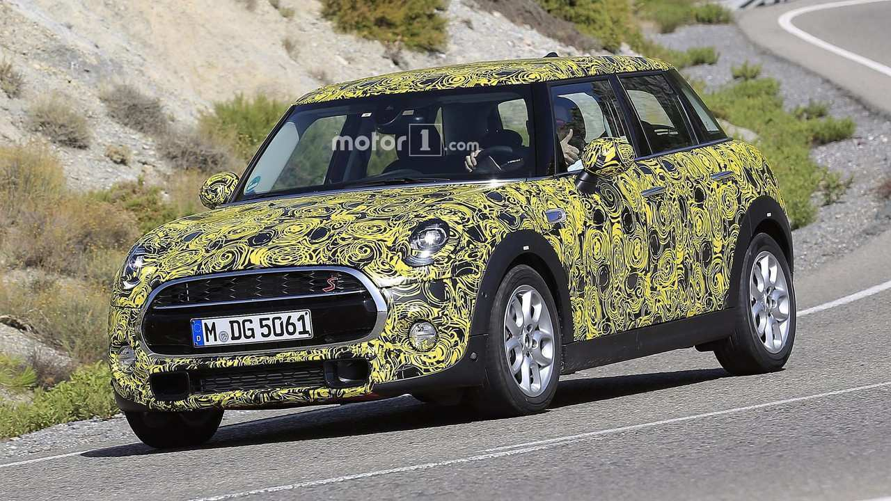 97 Best Spy Shots Mini Countryman Exterior And Interior